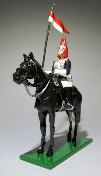 Blues and Royals, Lance Upright - BTSC-FIG164