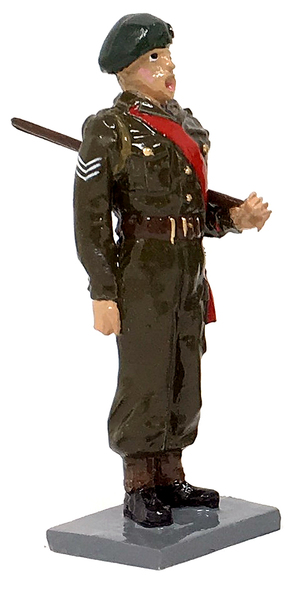 British Army, Sergeant Major - BTSC-SET216