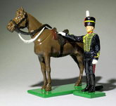 More about the 'RHA Gunner Dismounted - BTSC-FIG175' product