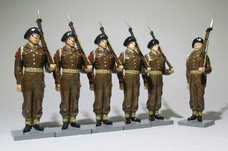 More about the 'Gibraltar Defence Regiment at Attention - BTSC-SET206' product