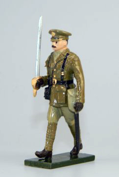 WWI Officer at March