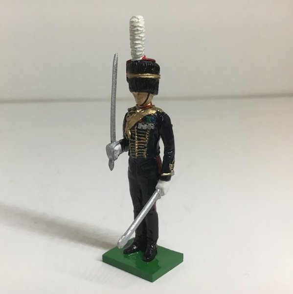 Kings Troop RHA Officer standing - BTSC-FIG172