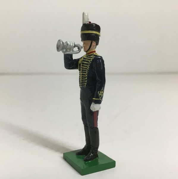 Kings Troop RHA Bugler standing - BTSC-FIG173