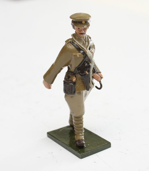 WWI Officer, on foot - BTSC-SET61