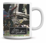 Wrath of the Northmen Viking Saxon Mug