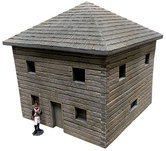 More about the 'HA2099 - Wooden Frontier Blockhouse' product