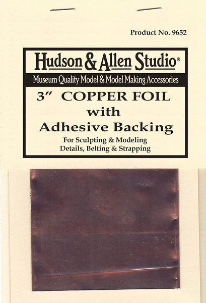 "HA9652 - 3"" Wide Copper Foil"