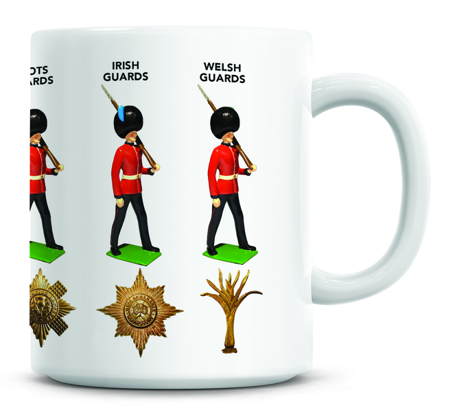 Royal Guards on Keep Calm Mug