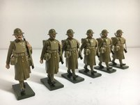 More about the 'WWI troops in trench coat, marching - BTSC-OFT5' product