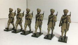 More about the 'WWI Sikh troops, marching - BTSC-OFT8' product
