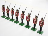 More about the 'Fort Henry Guard, rifle at slope - BTSC-SET104' product