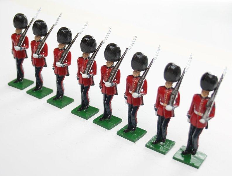 Scots Guards marking time - BTSC-SET113