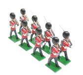 More about the 'Scots Guards in Slade Wallace dress, marching, rifle shouldered - BTSC-SET49' product