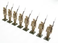 More about the 'WWI Soldiers, in peaked cap, at attention - BTSC-SET53' product