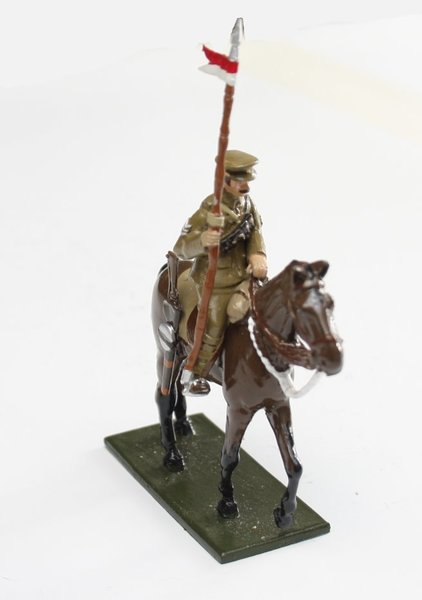 WWI Mounted Lancer - BTSC-SET59