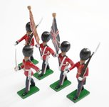 More about the 'Scots Guards Colour Party, at march - BTSC-SET6' product
