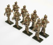 More about the 'WWI Troops, in peak cap, marching, rifle slung over shoulder - BTSC-SET73' product