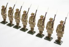 More about the 'WWI Highland Regiment, in bonnet, at attention, rifle at slope - BTSC-SET81' product