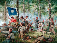 More about the 'CAC - Cleburne at Chickamauga, 2nd Tennessee Regiment' product