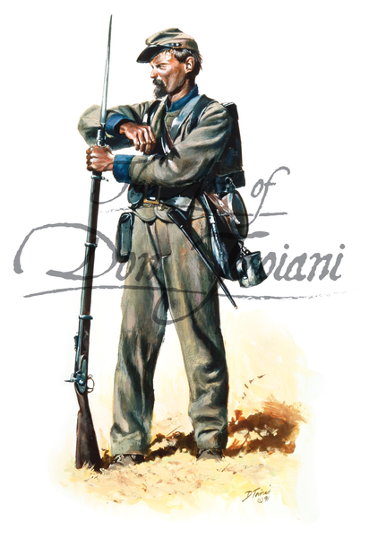 29th Alabama Infantry, Spring of 1864