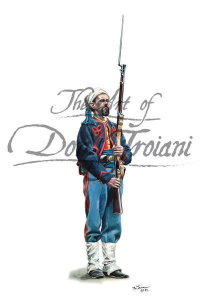 10th New York Vounteers, National Zouaves