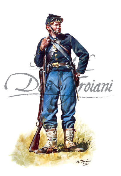 88th New York Volunteers Irish Brigade 1862-63