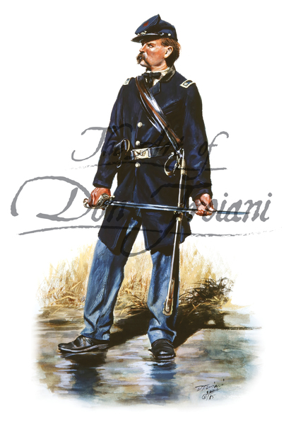 Federal Infantry Officer