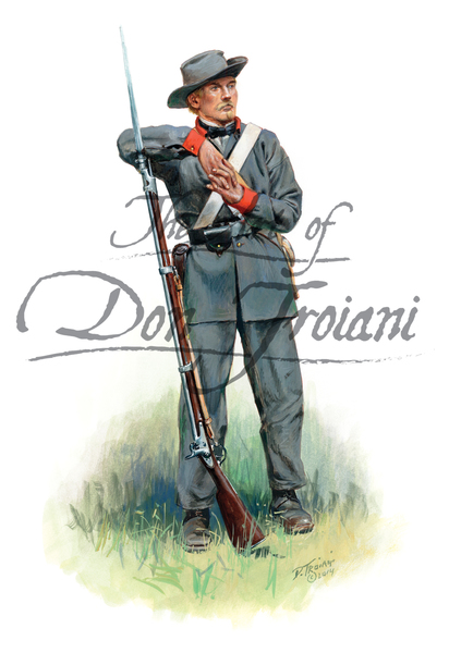 3rd Missouri Infantry 1861