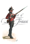 Troiani British Royal Marine, H.M.S. Crescent, 1804