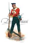 Private, 93rd Regiment of Foot, Italian Co., New Orleans, 1815