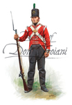 More about the 'British Private, 43rd Regiment of Foot, 1814-15' product