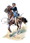 More about the 'U.S. Dragoon on Horseback c.1850' product