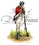 British Army: Battalion Co. Private, 64th Regt of Foot. Fought at New York 1776, Brandywine, Germantown, Ninety-Six and Eutaw Springs