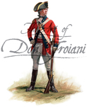 Loyalist: Officer of The King's American Regt. (4th American) 1780-1782 revised