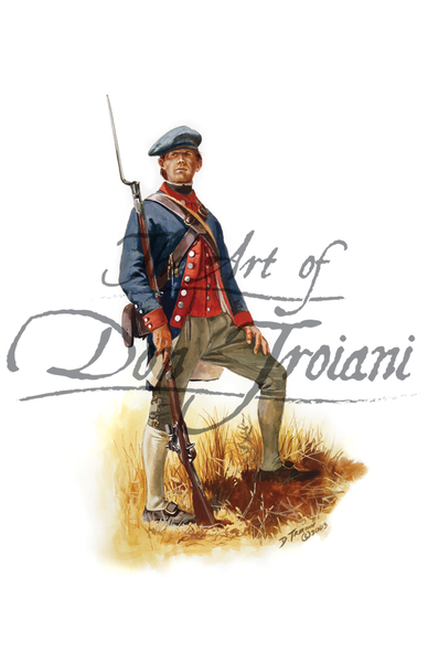 5th Virginia Regiment, Private,  1778-79