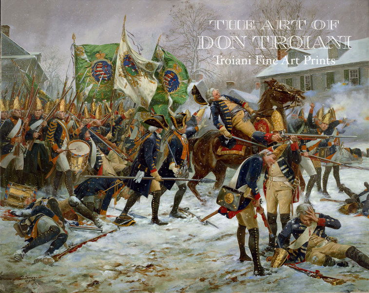 BOT - Battle of Trenton, December 26, 1776