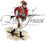 Private, Light Infantry Company 5th Regiment of Foot 1775