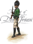More about the 'Trooper, Black Dragoons - Carolina Loyalists 1781-1782' product