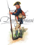 Pennsylvania State Regt. Private 1777, fought at Brandywine and Georgetown
