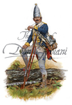 More about the 'Grenadier, Brunswick Regiment Von Riedesel, 1777' product