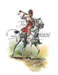 More about the 'Trumpeter, British 17th Light Dragoons, 1776' product