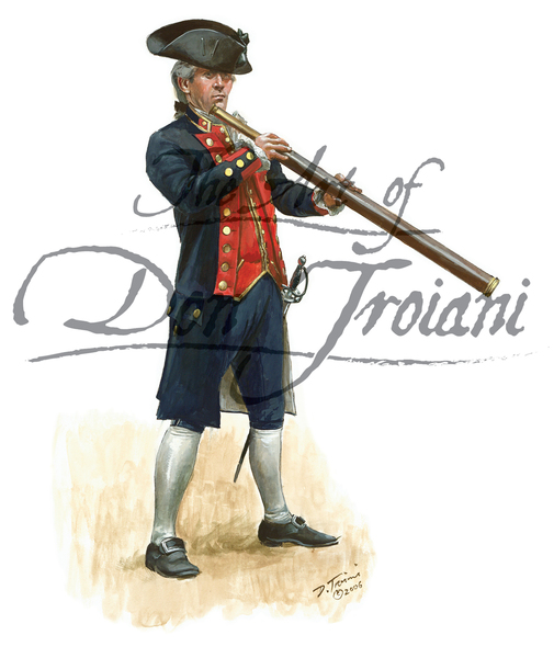 Continental Navy Captain 1776-1783