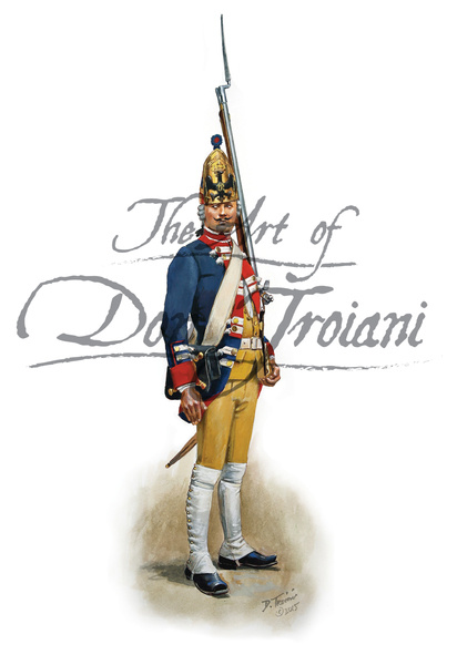 12th Regiment, Prussian Grenadier 1755-56