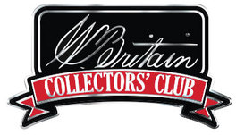 Collectors' Club Logo Pin