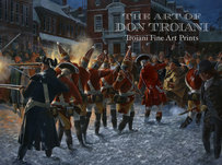 Boston Massacre 1770 - Troiani