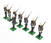 More about the 'Royal Marines 1936 dress, at attention - BTSC-SET39' product